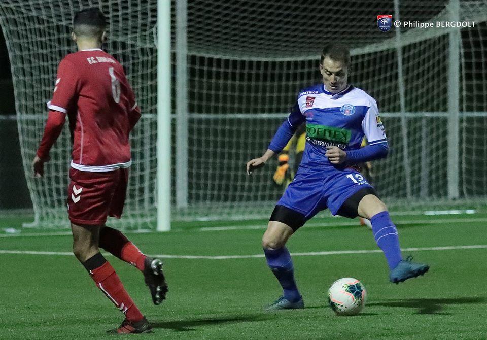 Maureta au FC Mulhouse